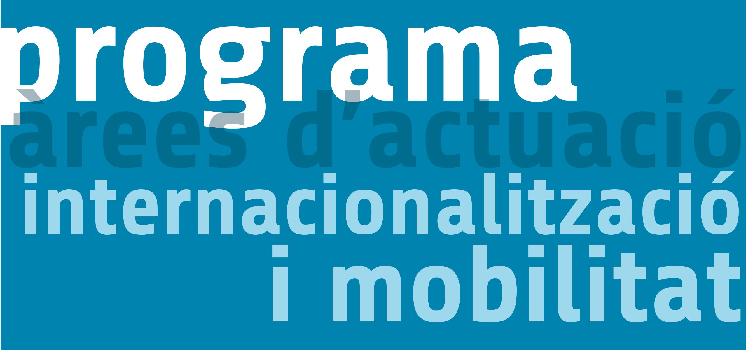 Internacionalització i mobilitat